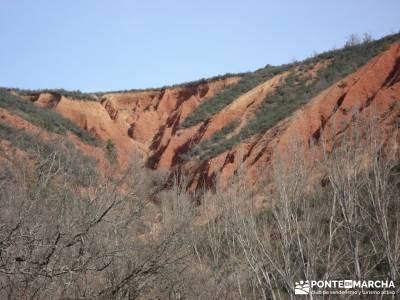 El Monasterio del Bonaval y el cañón del Jarama;viajes en agosto puente octubre senderismo cerca d